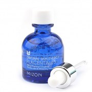 Высококонцентрированная сыворотка с плацентой Mizon Original Skin Energy Placenta 45 Ampoule 30ml