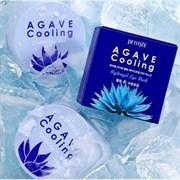 Патчи с охлаждающим эффектом против отечности с агавой PETITFEE Agave Cooling Eye Patch