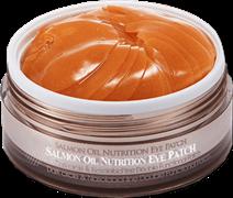 Гидрогелевые патчи с лососевым маслом EYENLIP Salmon Oil Nutrition Hydrogel Eye Patch