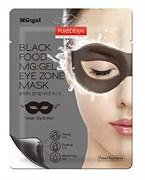 Гидрогелевая маска для глаз Purederm Black Food MG:GEL Eye Zone mask