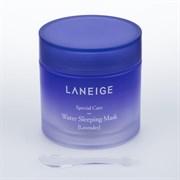 Интенсивно увлажняющая ночная маска Laneige water sleeping mask EX 70ml [LAVENDER]