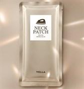 Патчи для шеи разглаживающие Vella Neck Patch Prestige Wrinkle Killer