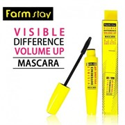 Тушь для объёма ресниц FARMSTAY Visible Difference Volume Up Mascara