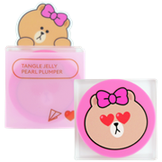 Блеск-объем для губ MISSHA Tangle Jelly Pearl Plumper 4г [Line Friends Edition]