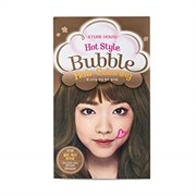 Краска для волос Etude House Hot Style Bubble Hair Coloring #BR09 Gold Ash Brown