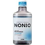 🌸Профилактический зубной ополаскиватель LION Nonio (аромат трав и мяты) 600мл
