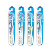 Зубная щетка KeraSys DENTALSYS Классик для чувствительных зубов/мягкой жесткости/, шт.