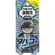 Гелевый ароматизатор для кондиционера автомобиля ST Shoshu RIKI аромат ментола антитабачный 3,2мл