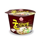 "Лапша со вкусом устрицы ""Jin Jjambbong Ramen with Oysters "", 110гр."