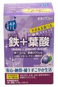 Железо + фолиевая кислота (30 дней) (вкус чернослива)