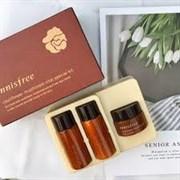 Набор для ухода за кожей с экстрактом гриба Innisfree Cauliflower Mushroom Vital Special Kit / 3 Items