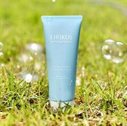 Пенка для умывания с морскими минералами Lirikos Facial Eraser Cleansing Foam MINI 30мл