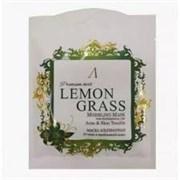 Маска альгинатная для пробл.кожи PREMIUM Anskin Herb Lemongrass Modeling Mask / Refill 25гр