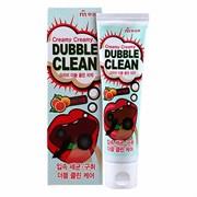 Кремовая зубная паста MKH с очищающими пузырьками и экстрактом красного грейпфрута 110г