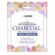 Альгинатная маска для жирной кожи с расширенными порами Anskin Charcoal 25г