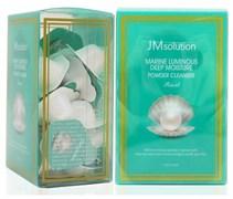 Увлажняющая энзимная пудра для умывания с жемчугом JM solution Marine Luminous Deep Moisture Powder Cleanser 30шт