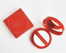 Увлажняющий тональный кушон TONY MOLY BCDation Moisture Cover Cushion SPF50+ PA+++ #01 Skin Beige 10g