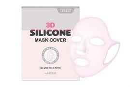 Маска для лица без пропитки The MEDIUS СИЛИКОНОВАЯ 3D SILICONE MASK COVER