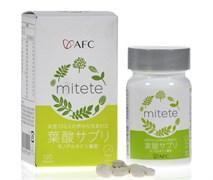 Комплекс для Женщин с Фолиевой кислотой AFC на 30 дней приема 120 таблеток х 350мг