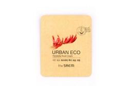 Крем с экстрактом корня харакеке Saem Urban Eco Harakeke Root Cream пробник
